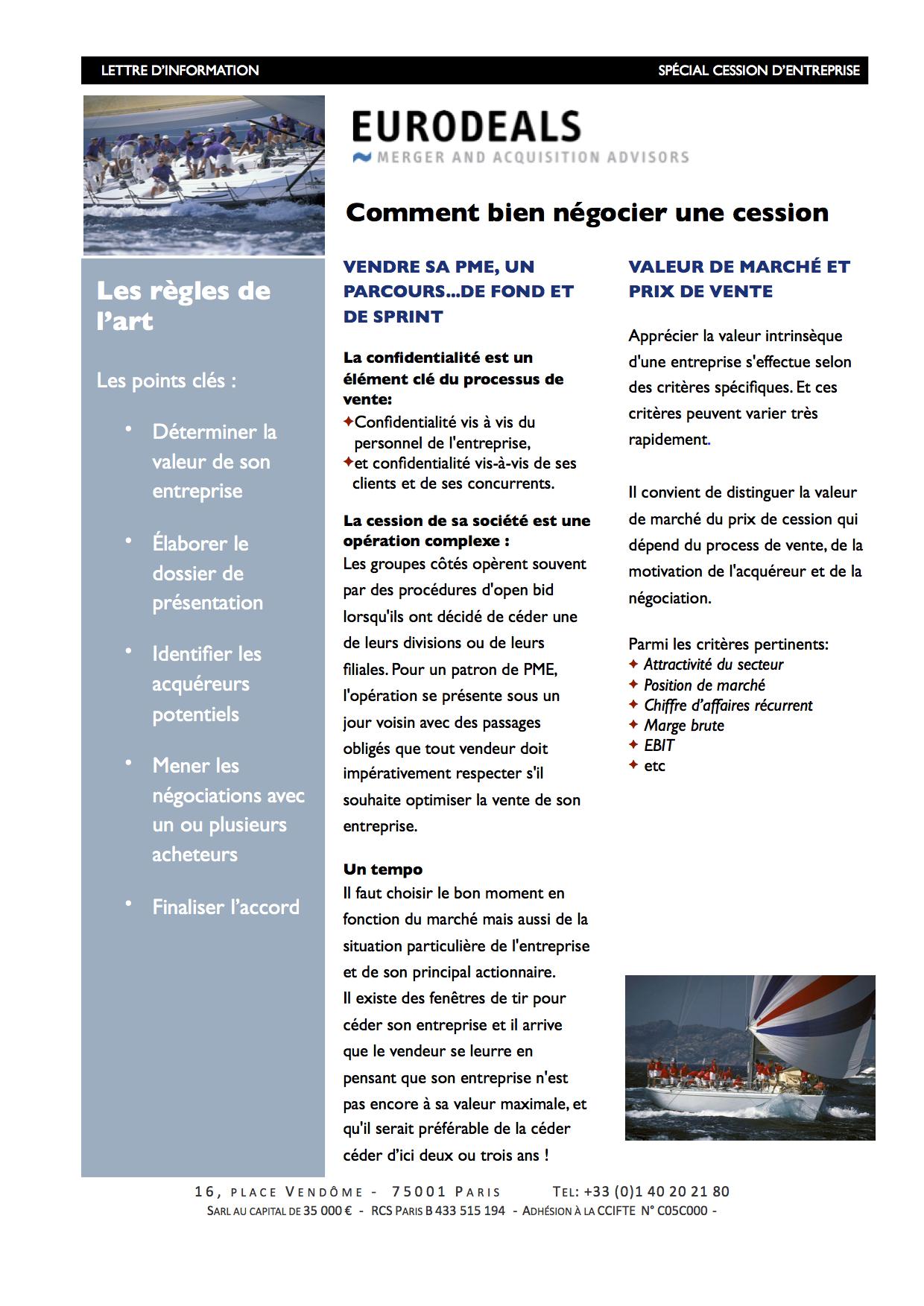 newsletter-eurodeals-comment-bien-ceder-son-entreprise-1